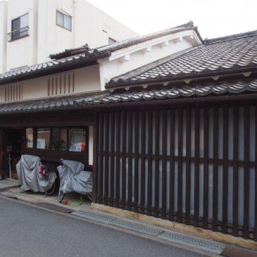 【細川家住宅】江戸時代に建てられた重厚な町家はかつての「ろうそく屋」