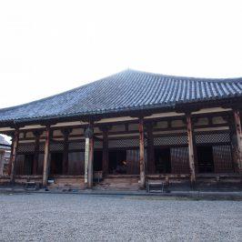 元興寺本堂