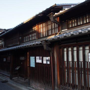 【絹谷家】花街の歴史とともに歩んできた奈良市内「最古」級の町家の一つ