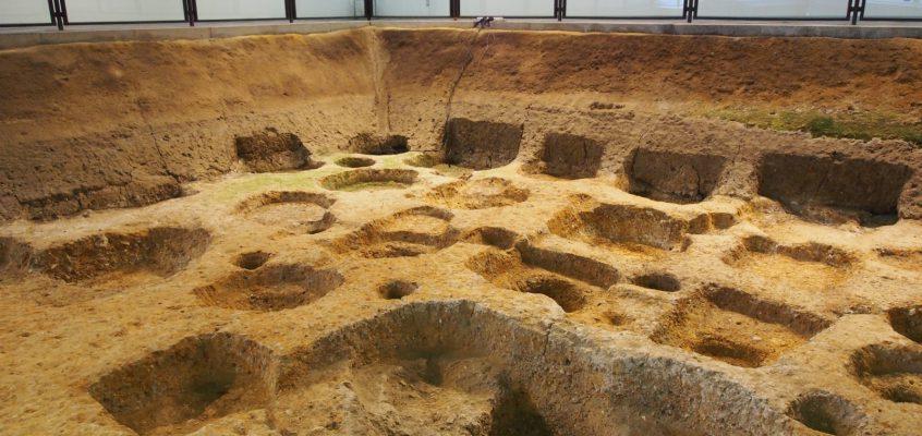 【平城宮跡遺構展示館】平城京の「発掘調査」の成果をそのままご覧いただける貴重な空間
