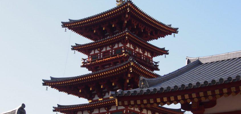 【薬師寺】白鳳時代の面影を味わえる一方で多数の真新しい仏堂も立ち並ぶ奈良有数の巨大寺院