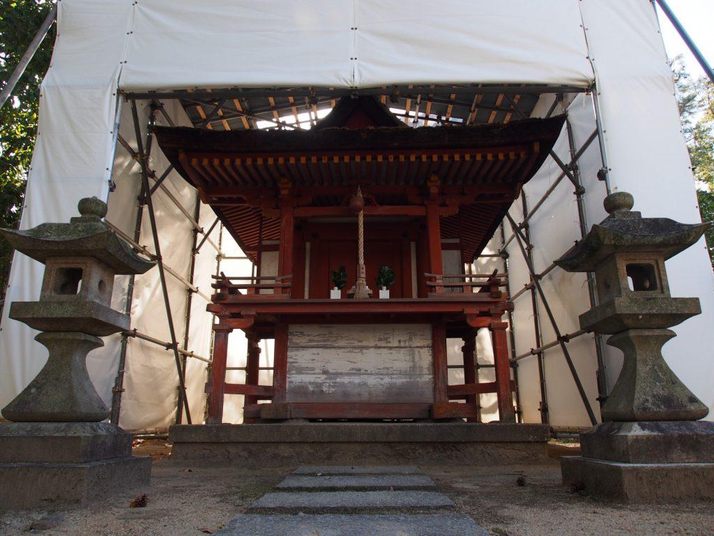若宮社(薬師寺)