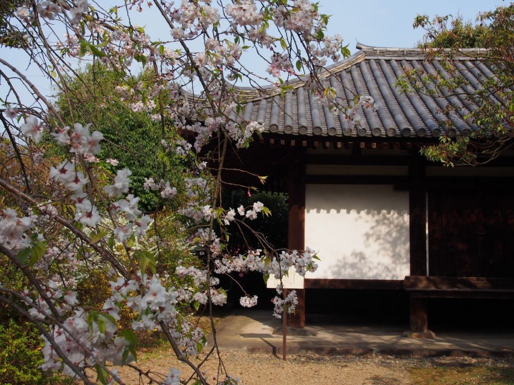 海龍王寺「経蔵」