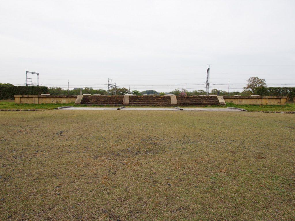 壬生門跡(平城宮跡)