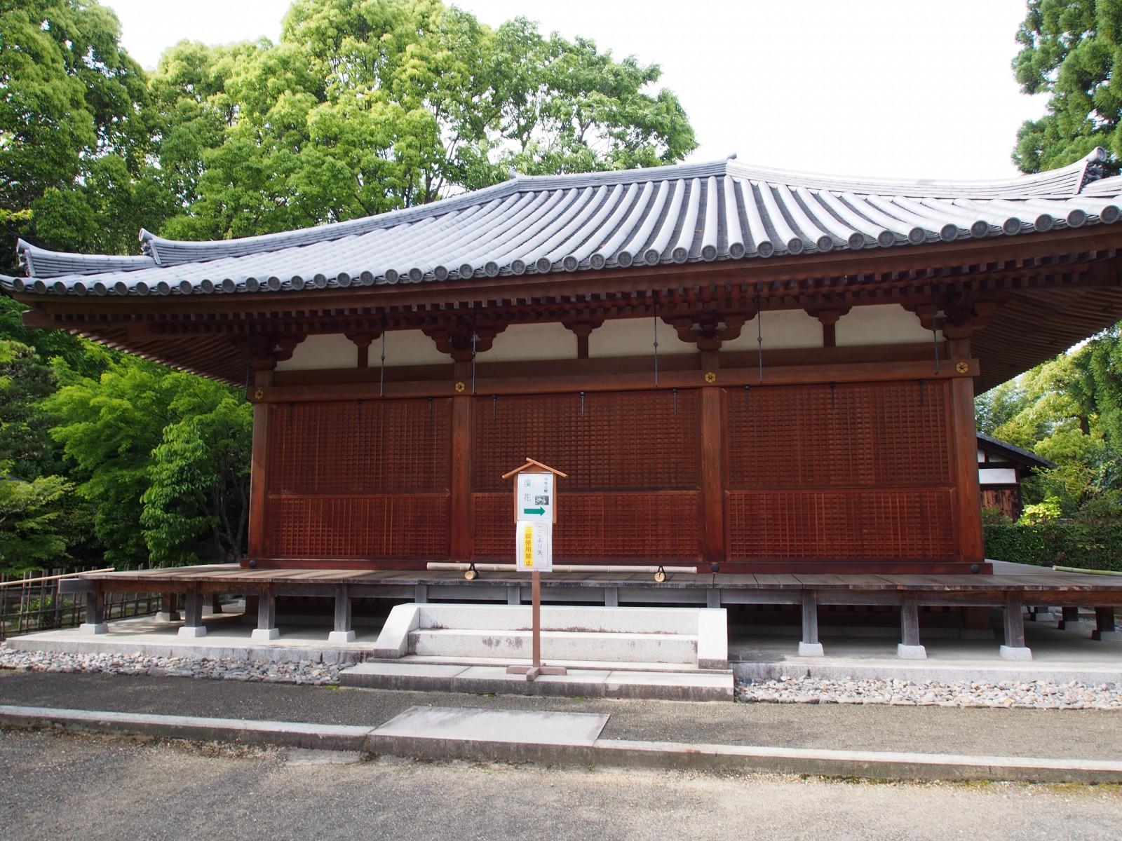 唐招提寺中興堂