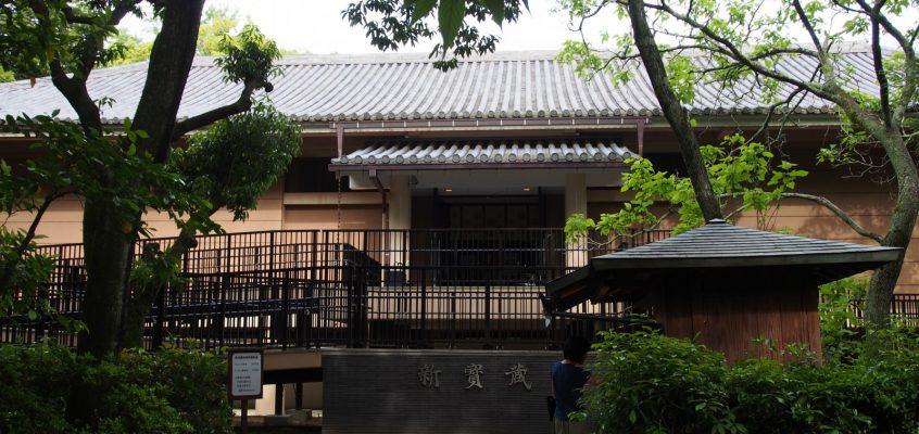 【唐招提寺新宝蔵】奈良時代の個性豊かな「木彫像」などを拝観して頂ける展示空間