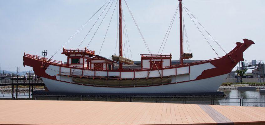 【復原遣唐使船】奈良では珍しい「船」の展示からかつての「大航海」に思いをはせる