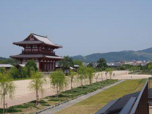 【天平みはらし館】平城宮跡全体への眺めやVRシアターをお楽しみいただける観光施設