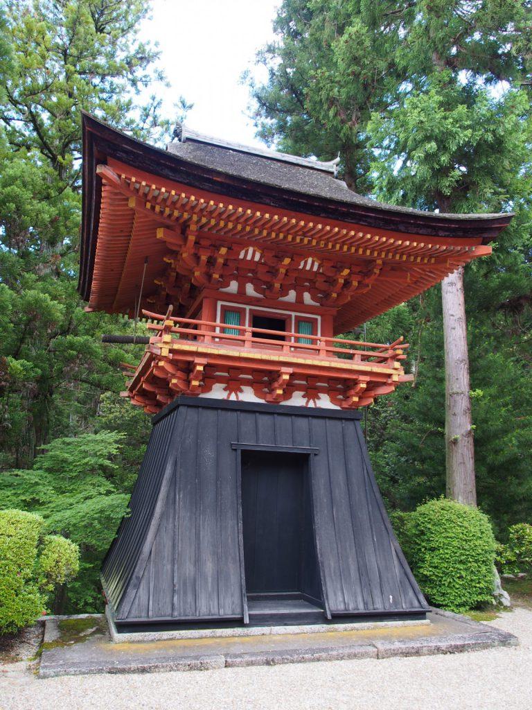 霊山寺「鐘楼」