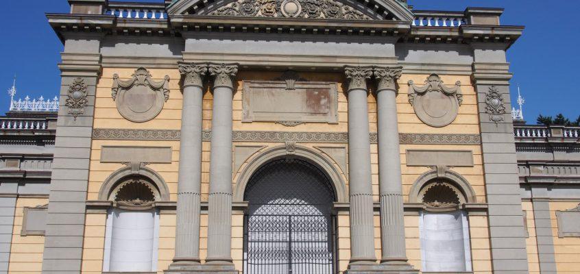 【旧帝国奈良博物館本館(なら仏像館)】「仏教美術の宝庫」は明治期の貴重な本格的洋風近代建築