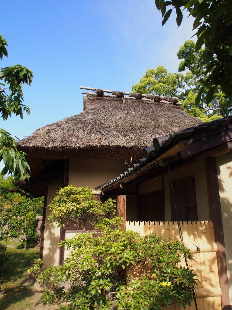 八窓庵(奈良国立博物館内の茶室)