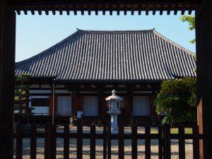 【法華寺】光明皇后ゆかりのお寺は「庭園」の美しさでも知られる