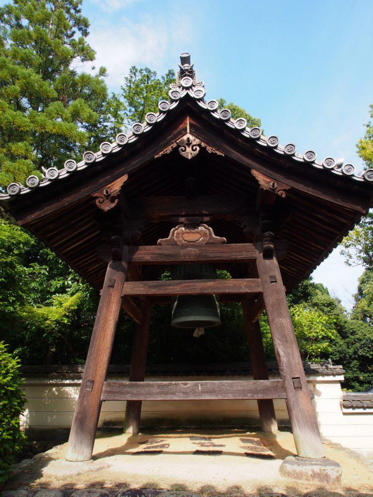 秋篠寺「鐘楼」