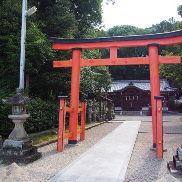 【八所御霊神社】秋篠寺の鎮守社としての歴史を歩んできた神社は奈良時代の創建とも