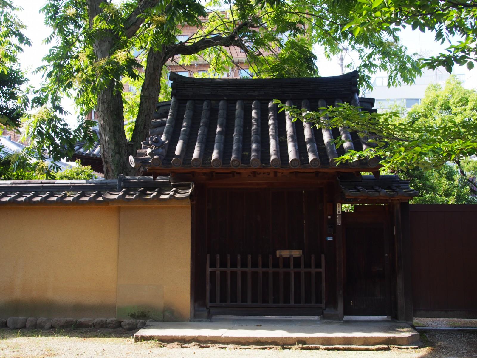 法寿院(西大寺)