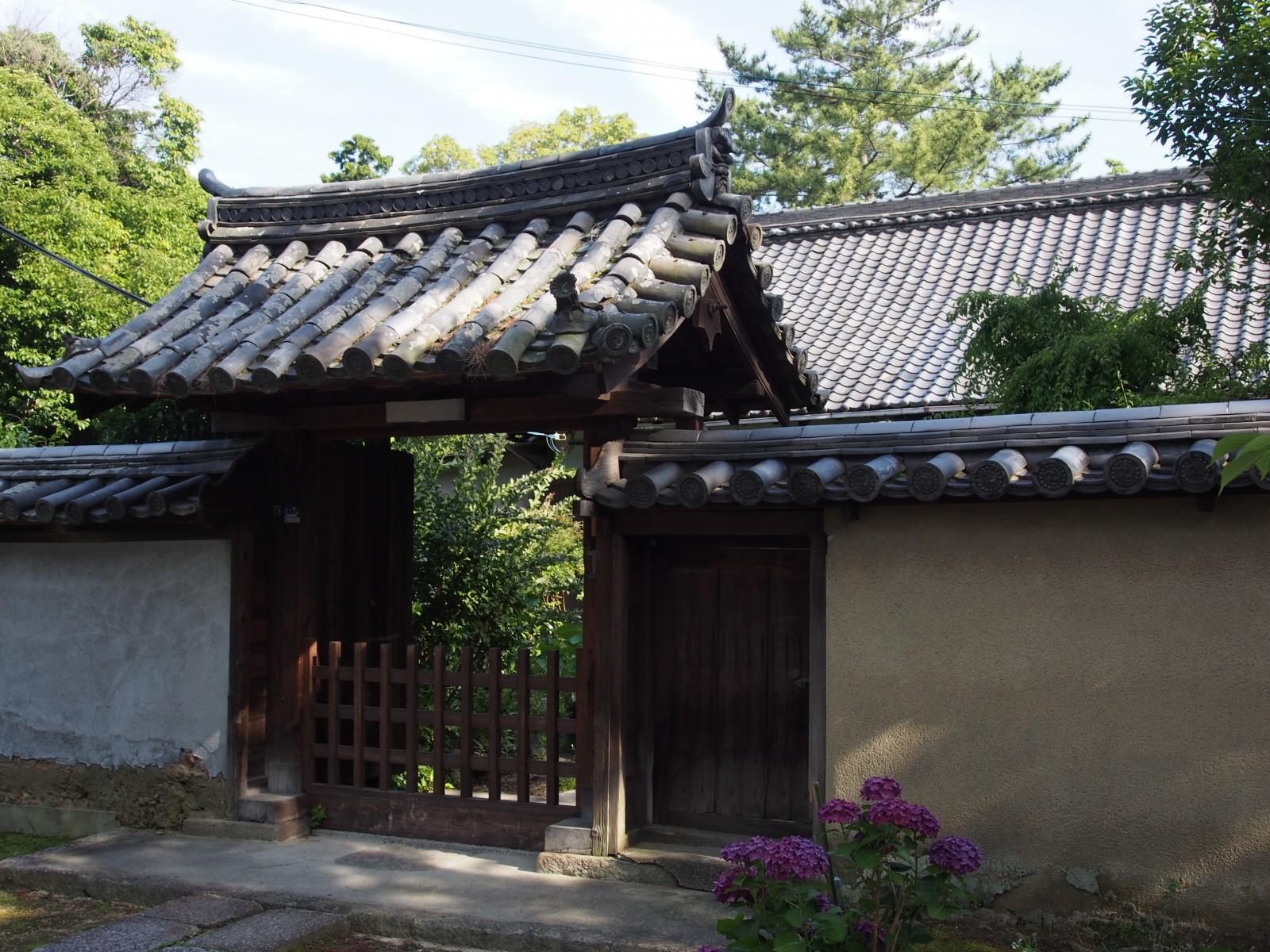 増長院(西大寺)