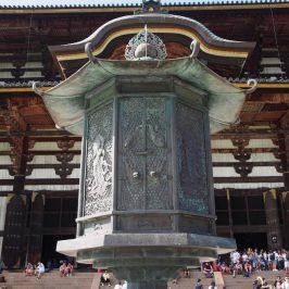 東大寺金銅八角燈籠
