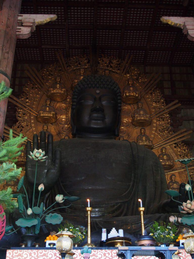 東大寺廬舎那仏(奈良の大仏さま)
