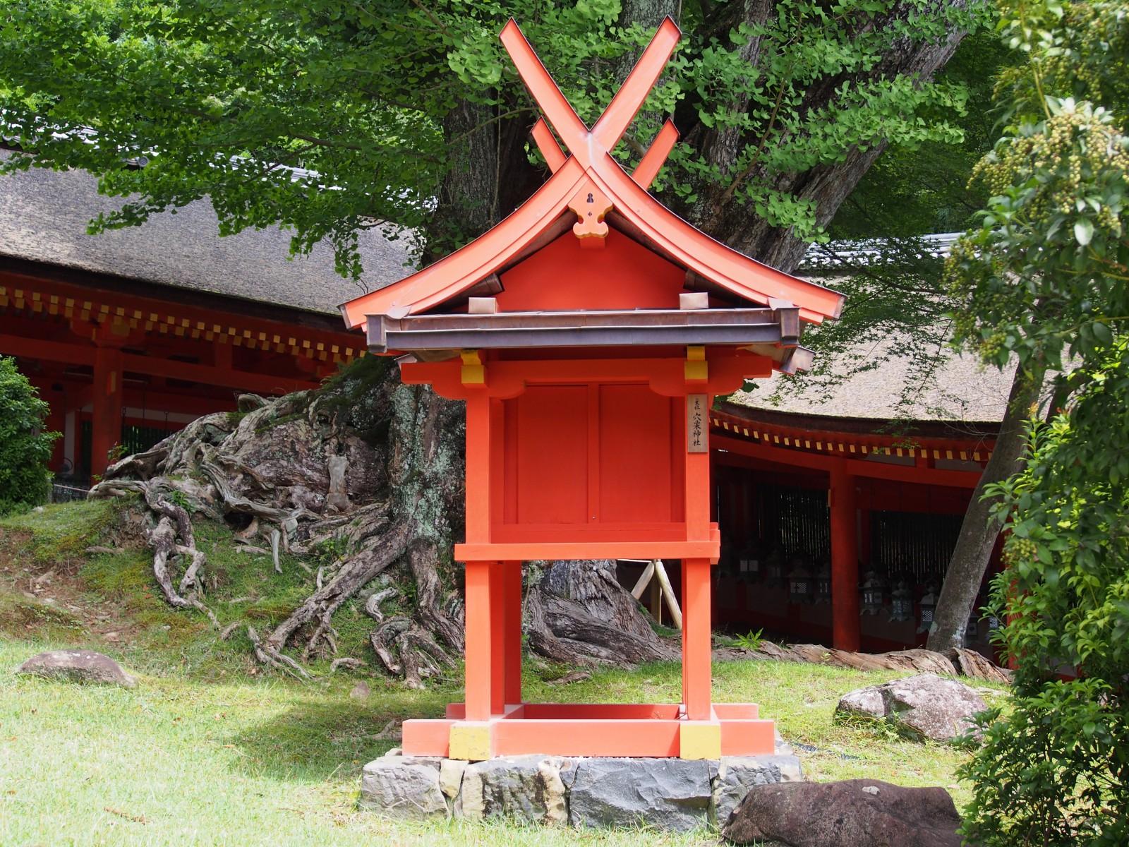 穴栗神社(春日大社)