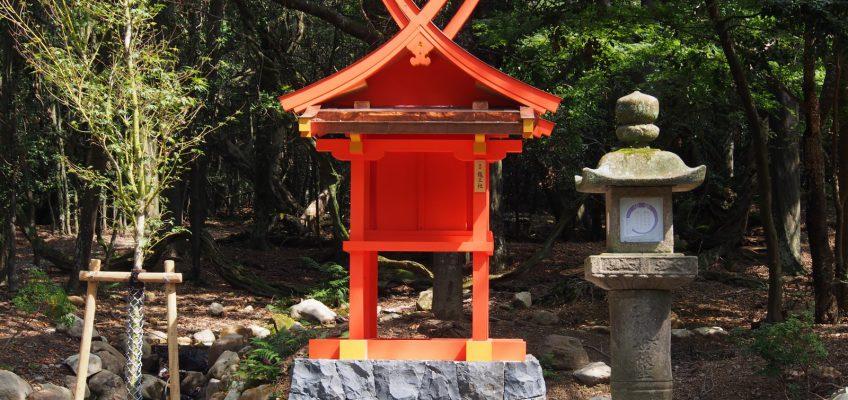 龍王社(春日大社)