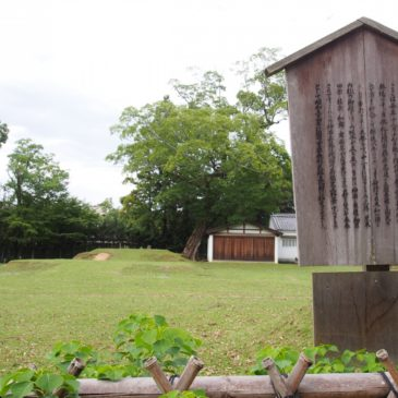 【お旅所(春日大社)】「おん祭」期間中のみ「若宮神社」の神様が遷座する空間