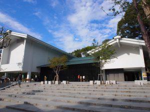 【春日大社国宝殿】「平安の正倉院」コレクションとも言える貴重な文化財を展示する空間