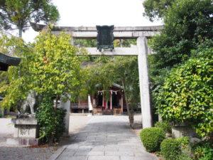 【三輪恵比須神社】大神神社のそばに鎮座する「海石榴市(つばいち)」ゆかりの神社