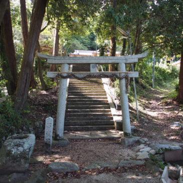 【駒形大重神社】由緒ある二社を合祀した葛城古道沿いの神社