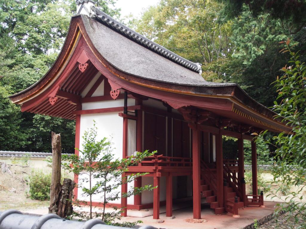 西大寺八幡神社の本殿