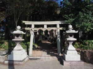 【平群坐紀氏神社】一帯の豪族「紀氏」ゆかりの神社は平群木菟を祀る「式内名神大社」