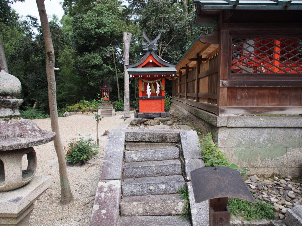 菅田神社(大和郡山市)境内社「春日神社」
