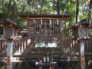 【活日神社】「杜氏の祖神」として信仰を集める大神神社摂社