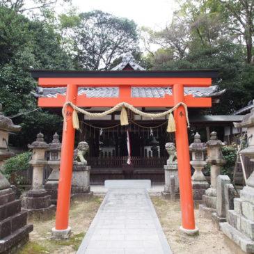 【葛木神社(佐紀)】磐之媛命との関わりも推定される神社は「一言主大神」を祀る