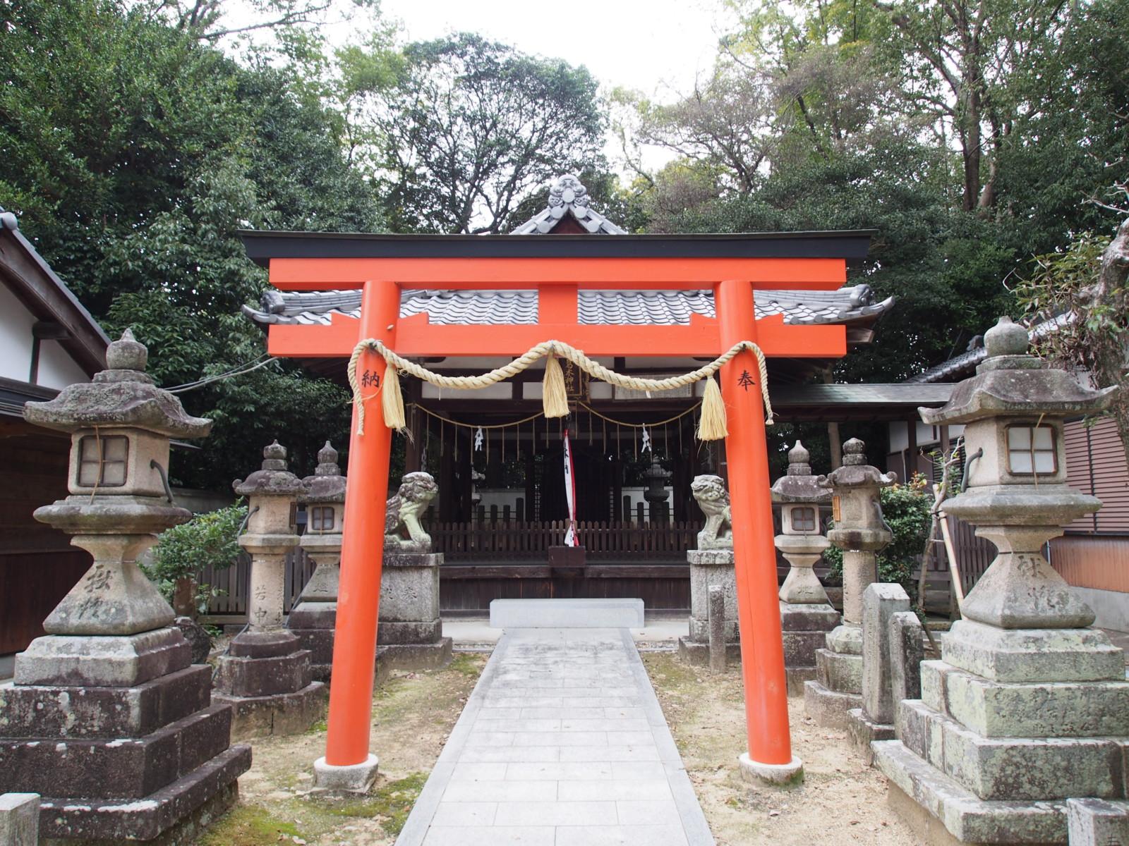 葛木神社(佐紀)
