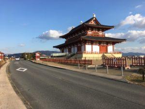 近鉄「大和西大寺駅」から平城宮跡へのアクセス方法を詳しく解説